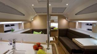 Elan 40 Elan Yachts Interior 4