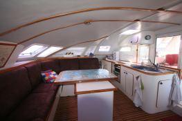 Outremer 55 Outremer Catamaran Interior 1