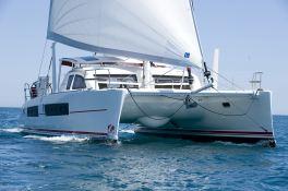 Catana 42 Catana Catamaran Exterior 1