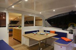 Nautitech 482 Nautitech Catamaran Interior 2