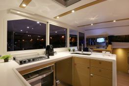 Nautitech 482 Nautitech Catamaran Interior 3