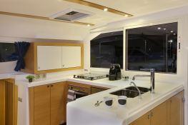 Nautitech 482 Nautitech Catamaran Interior 4