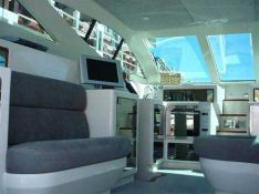 Voyage 420 ST Voyage Catamaran Interior 1