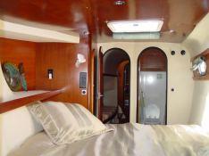 bahia 46 catamaran cabin