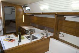 Salona 44 Salona Yachts Interior 1
