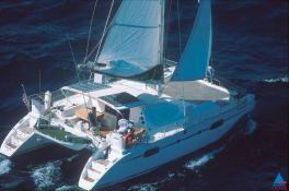 Catana 43 OC Catana Catamaran Exterior 2