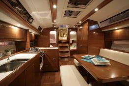 Dufour 405 Dufour Yachts Interior 1