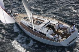 Dufour 405 Dufour Yachts Exterior 3