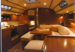 Dufour 385 Dufour Yachts Interior 1