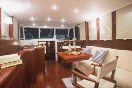 Beneteau Swift Trawler 42 Beneteau Interior 1