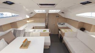 Elan 494 Elan Yachts Interior 1