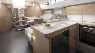 Elan 494 Elan Yachts Interior 2