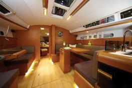 Sun Odyssey 439 Jeanneau Interior 1