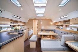 Bavaria 45 Cruiser Bavaria Yachts Interior 1
