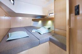 Bavaria 45 Cruiser Bavaria Yachts Interior 2