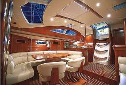Sun Odyssey 49DS Jeanneau Interior 3