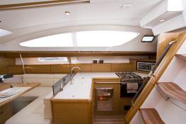Sun Odyssey 49DS Jeanneau Interior 2