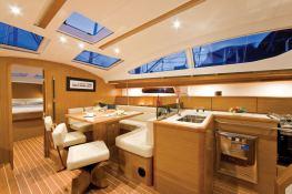Sun Odyssey 50DS Jeanneau Interior 1