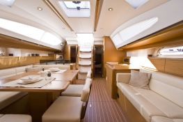 Sun Odyssey 50DS Jeanneau Interior 2