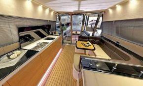 Elan Power E48 Elan Yachts Interior 1