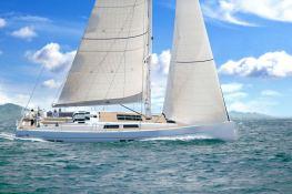 Hanse 575 Hanse Yachts Exterior 3