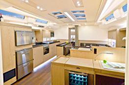 Hanse 575 Hanse Yachts Interior 1