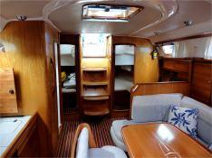Bavaria 39  Bavaria Yachts Interior 1