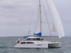 Seawind 1000 XL Seawind Catamaran Exterior 2