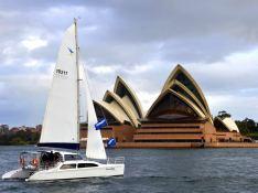 Seawind 1000 XL Seawind Catamaran Exterior 1