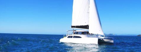 Seawind 1000 XL Seawind Catamaran Exterior 5