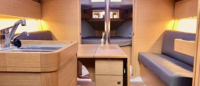 Dufour 365 Dufour Yachts Interior 4