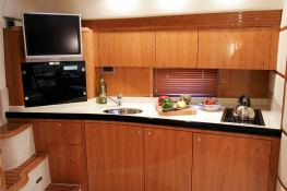 Elan Power E42 Elan Yachts Interior 1