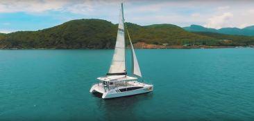 Seawind 11.60 Seawind Catamaran Exterior 3