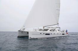 Catana 55 Carbon Infusion Catana Catamaran Exterior 1