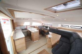 Catana 55 Carbon Infusion Catana Catamaran Interior 1