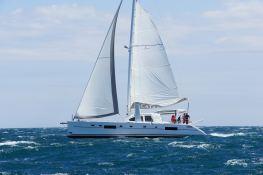 Catana 55 Carbon Infusion Catana Catamaran Exterior 2