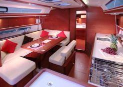 Dufour 450 Dufour Yachts Interior 1