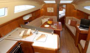Elan 384 Impression Elan Yachts Interior 1