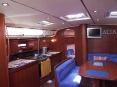Dufour 455 Dufour Yachts Interior 1