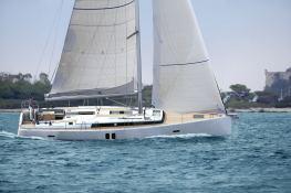 Hanse 495 Hanse Yachts Exterior 2