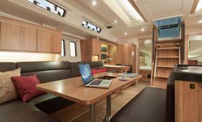 Hanse 495 Hanse Yachts Interior 1