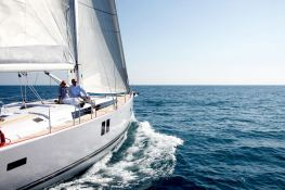 Hanse 495 Hanse Yachts Exterior 3