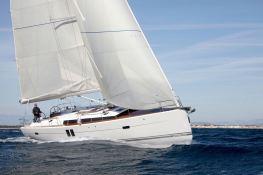 Hanse 495 Hanse Yachts Exterior 4