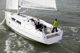 Hanse 375 Hanse Yachts Exterior 2