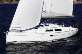 Hanse 400 Hanse Yachts Exterior 2