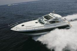 Targa 52 Fairline Exterior 2
