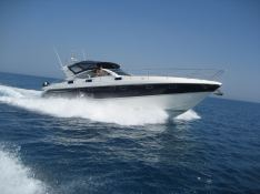 Targa 52 Fairline Exterior 3