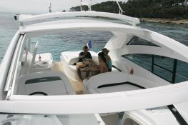 Targa 52 Fairline Interior 1