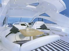 Targa 52 Fairline Interior 2