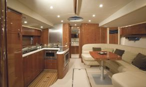 Targa 52 Fairline Interior 4